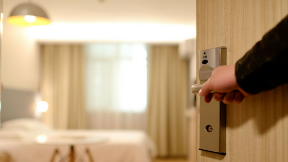 RFID cards for happier hotel guests